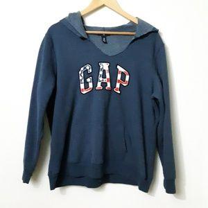 """Gap """"USA"""" VTG Looking Hoodie"""
